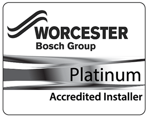 Worcester Bosch Platinum Accredited Installer